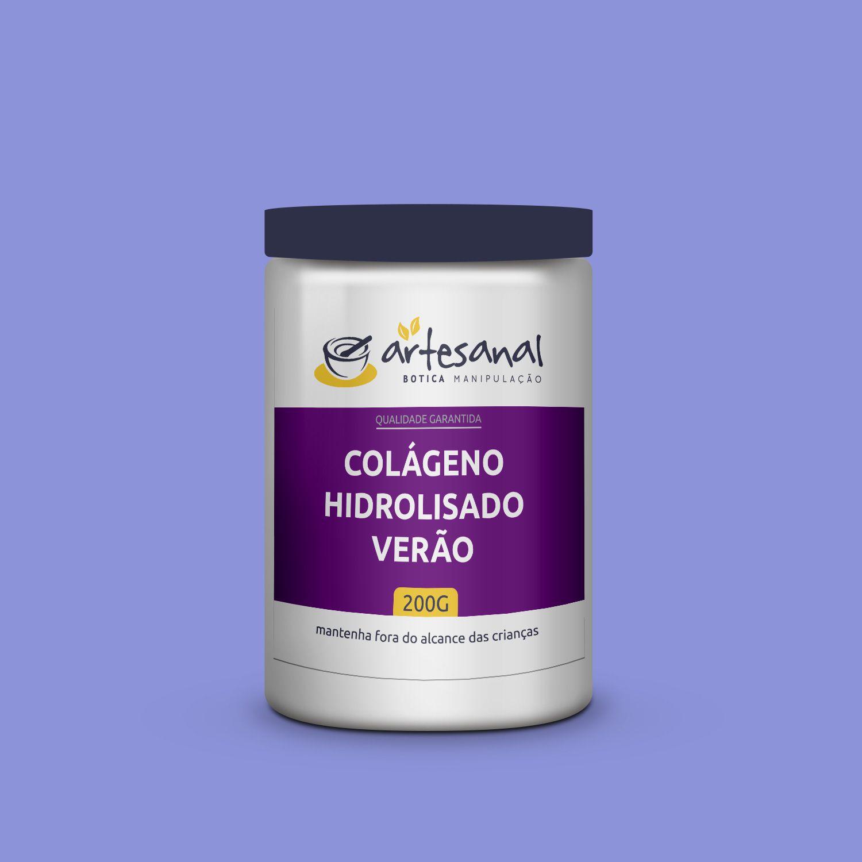 Colageno Hidrolisado Verão - 200g