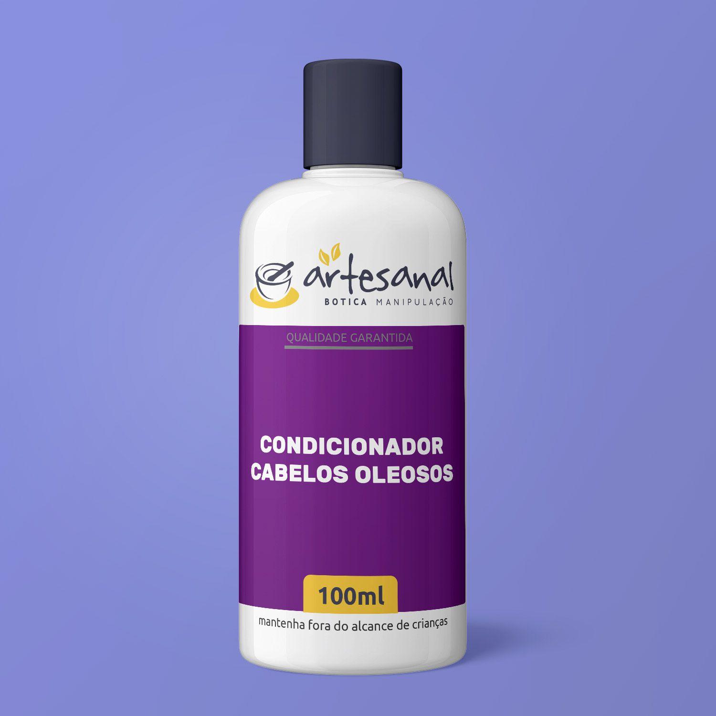 Condicionador Cabelos Oleosos - 100ml