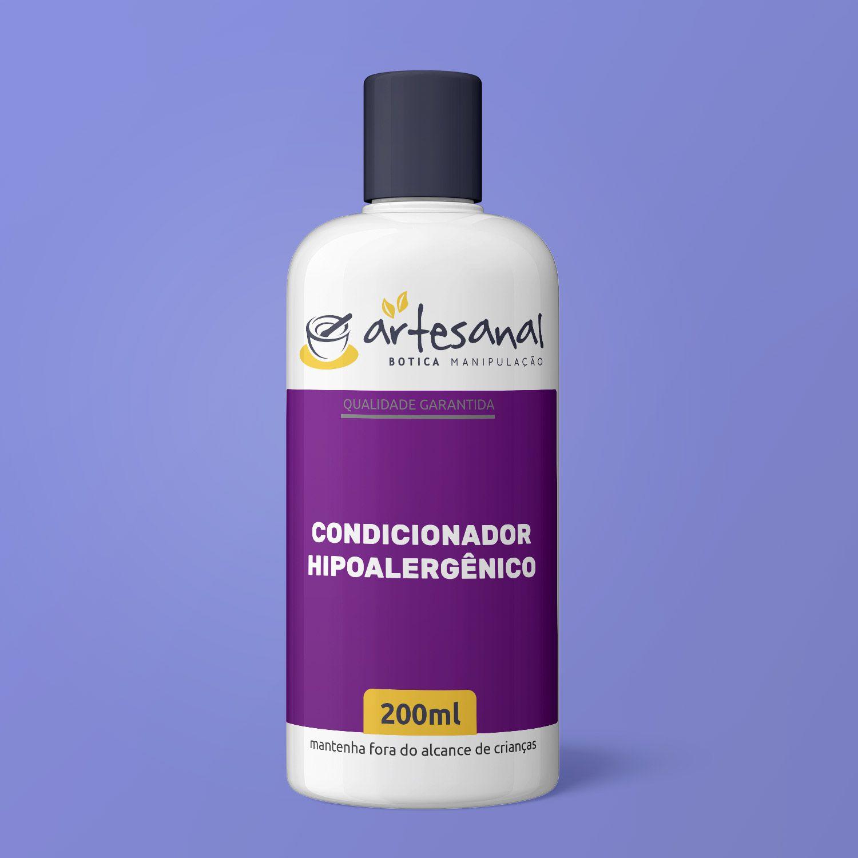 Condicionador Hipoalergênico - 200ml
