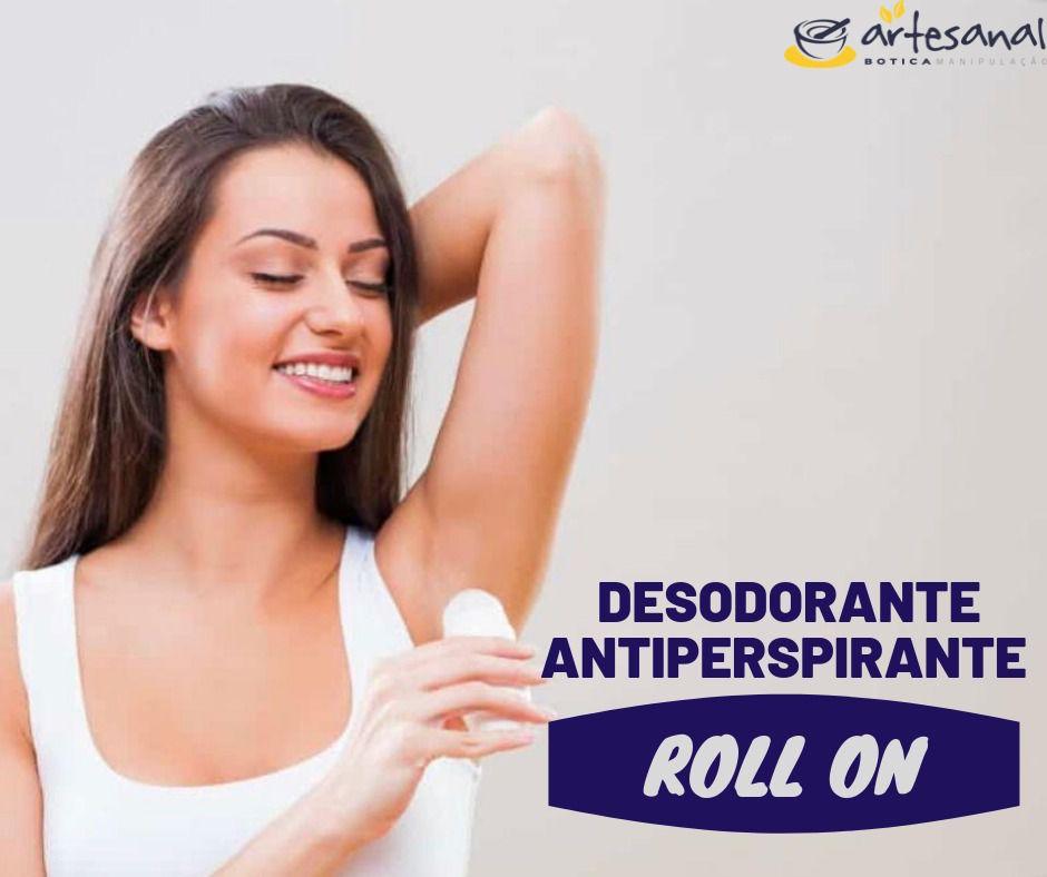 Desodorante Antiperspirante Roll On - 70ml