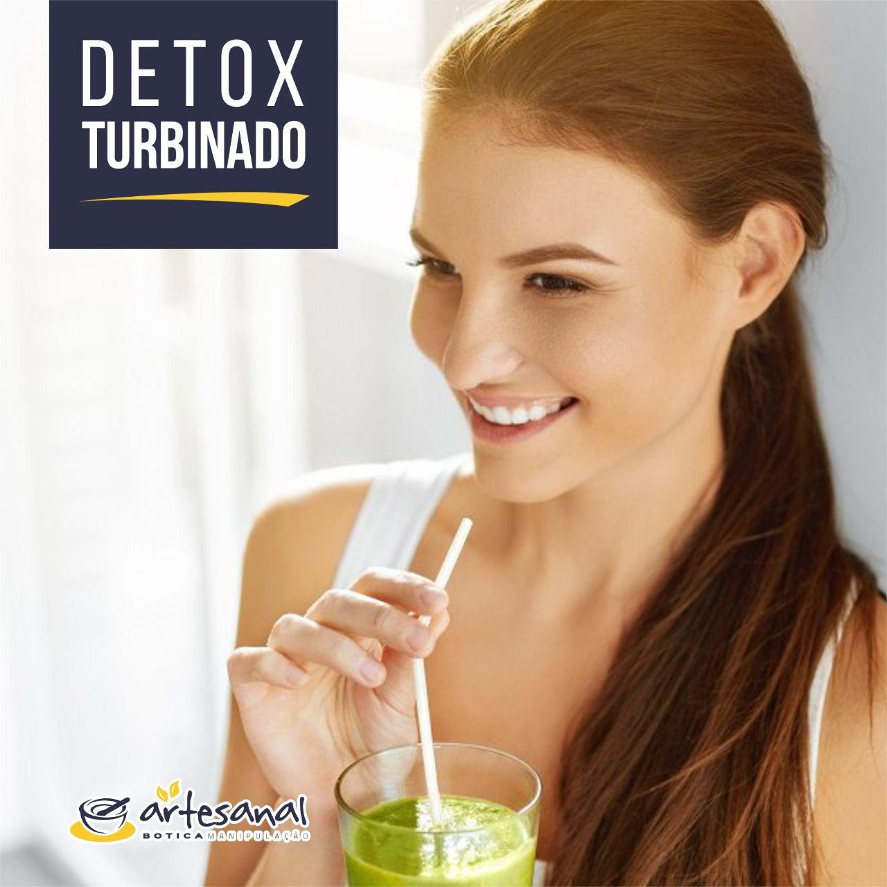 Detox Turbinado - 30cps