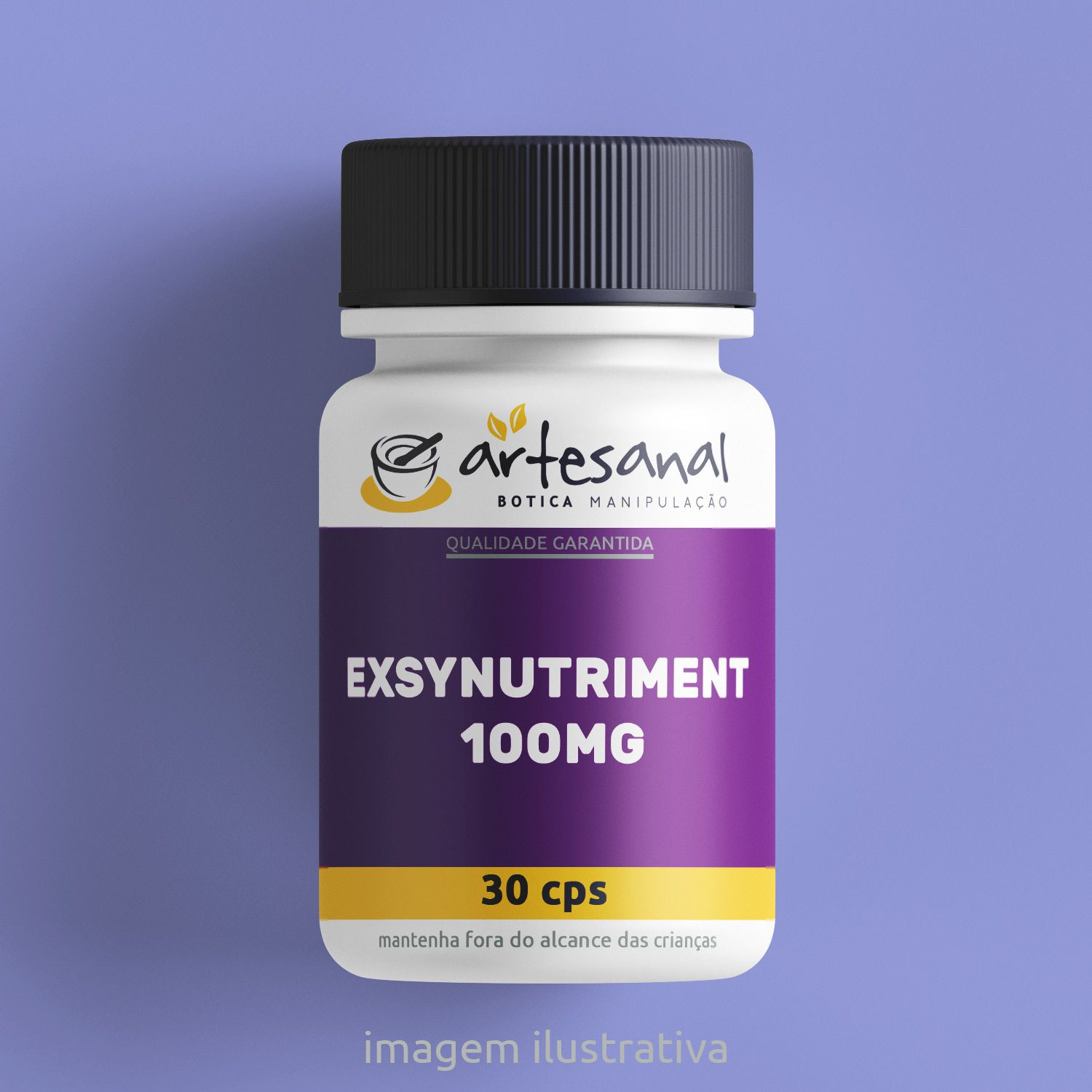 Exsynutriment 100mg - 30 Cps
