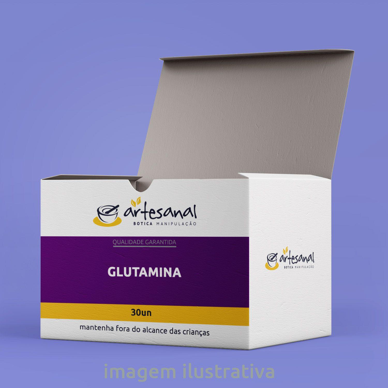 Glutamina - 30 saches com 5g
