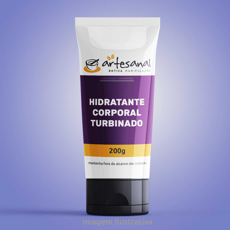 Hidratante Corporal Turbinado - 200g