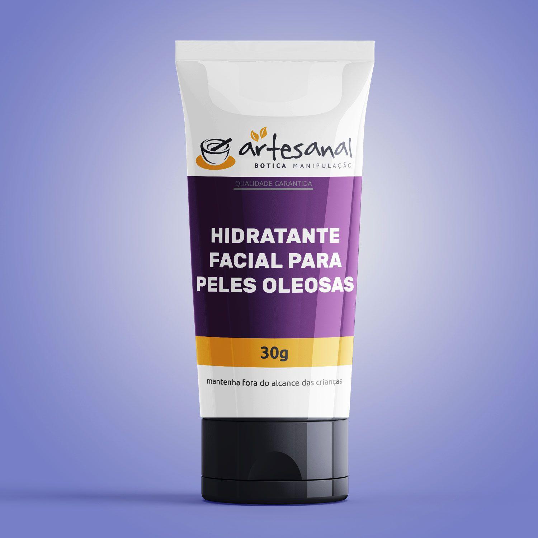 Hidratante Facial Para Peles Oleosas - 30g