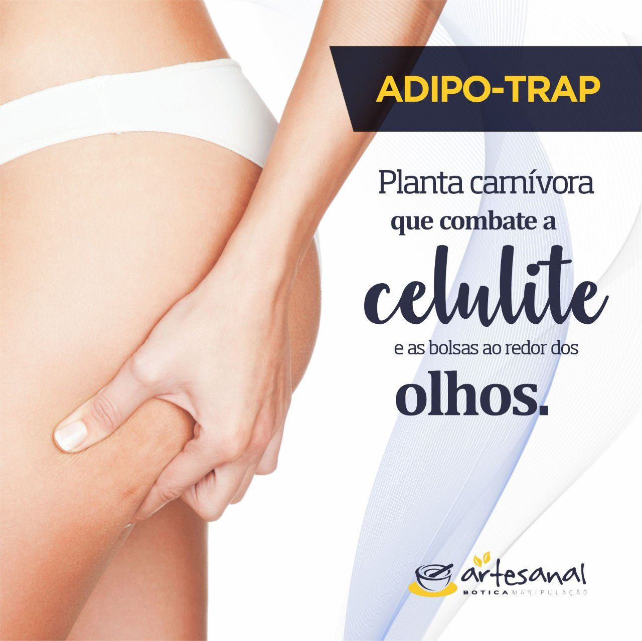 Sérum Anticelulite Com Adipo-trap - 50ml