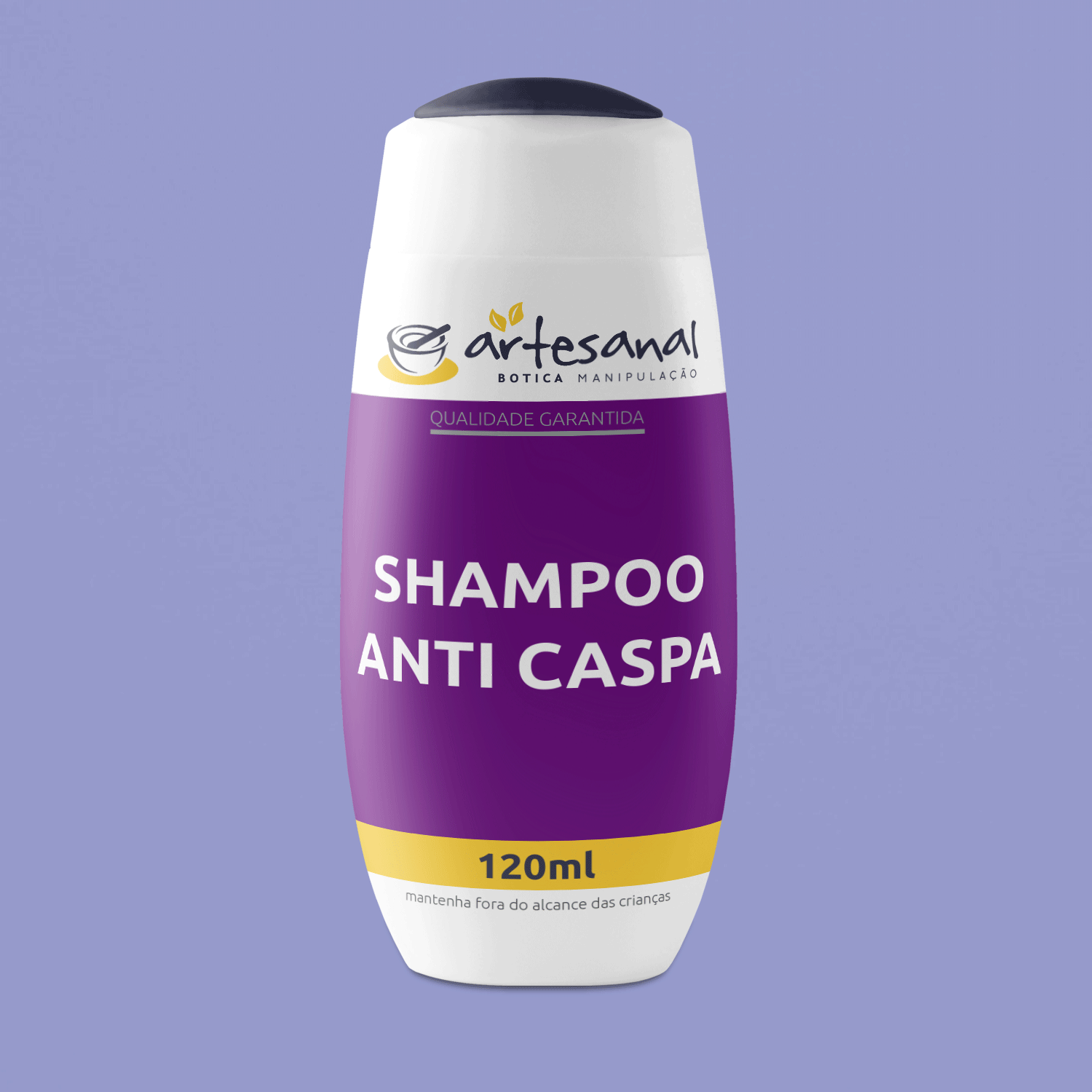Shampoo Anticaspa 120ml