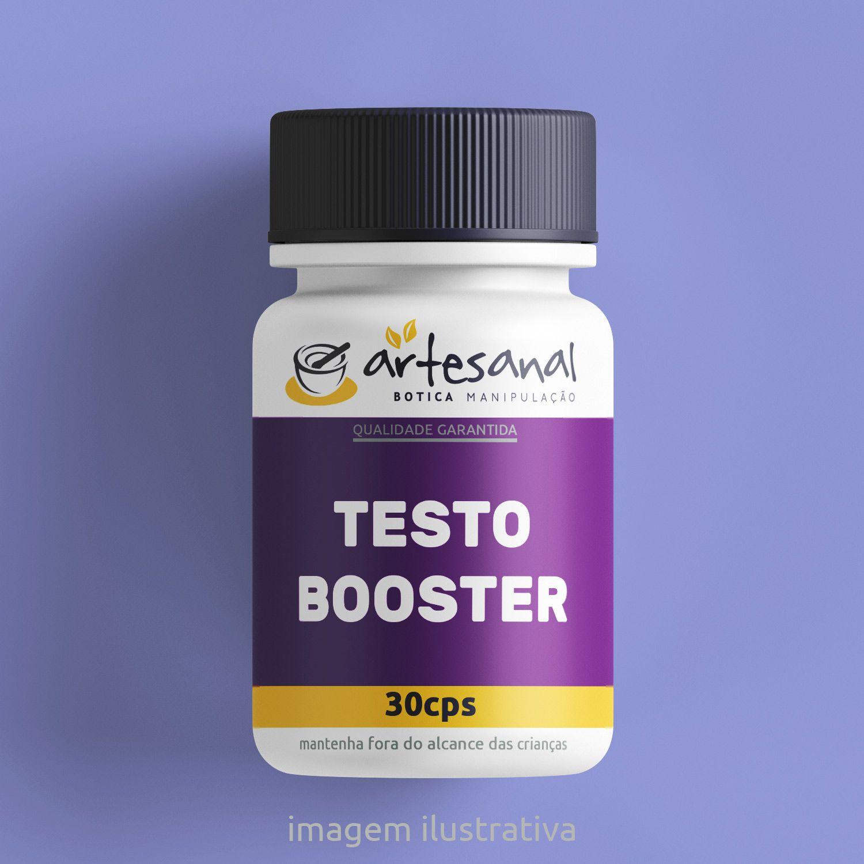 Testo Booster - 30 Doses