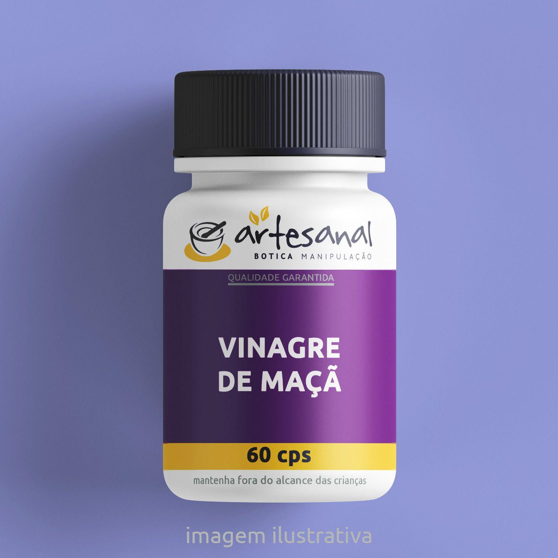 Vinagre De Maçã - 60 Cps