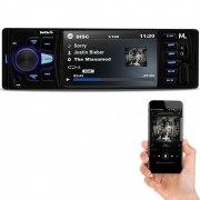 MP5 Player Multilaser Rock 4 Tela 4 Polegadas Bluetooth USB SD e Auxiliar P3325
