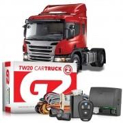 Alarme Para Caminhão Taramps TW20 Car Truck - 2 Controles TR1 (AL05)
