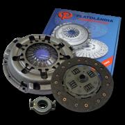 Kit Embreagem Escort GL GLX 1.8 16v Zetec - 97 98 99 2000 2001 2002 2003 - Reforçada