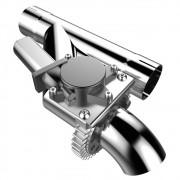 Difusor Escape Eletrônico Esportivo 2,5 Polegadas Universal Com Controle Remoto (DIF03)