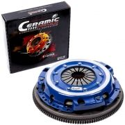 Embreagem Multidisco Light Gol Santana Parati Saveiro Passat Voyage 1.8 e 2.0 motor AP Com Cubo GTI 23 estrias até 600cv Ceramic Power (M7005-A Light GTI)