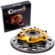 Embreagem Multidisco Xtreme GOLD Opala 4 e 6 cil 10 estrias até 1200cv Ceramic Power (M7048)