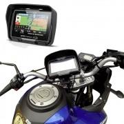 GPS Multilaser Tracker Moto 4,3 Polegadas Touch Screen Bluetooth Resistente a Água - GP040 (GPS05)
