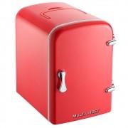 Mini Geladeira Retrô Portátil Multilaser 4 Litros Trivolt 12v 110v 220v Refrigera e Aquece TV007
