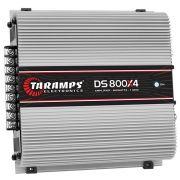 Módulo Amplificador Taramps DS 800x4 2 OHMS 800W 4 Canais (AMP010)
