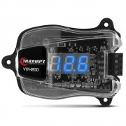 Voltímetro Digital Taramps VTR-1200 Display LED Azul (VT01)