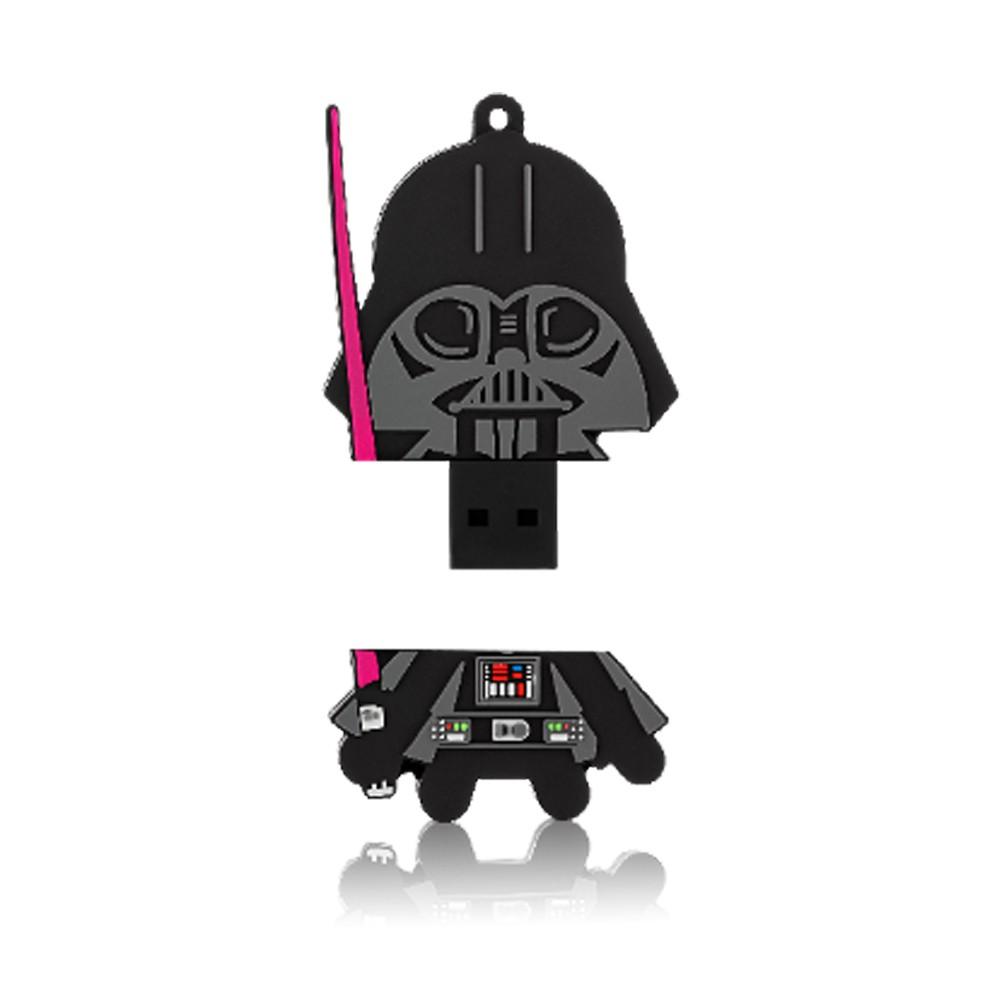 Pen Drive Star Wars Darth Vader Multilaser 8GB PD035
