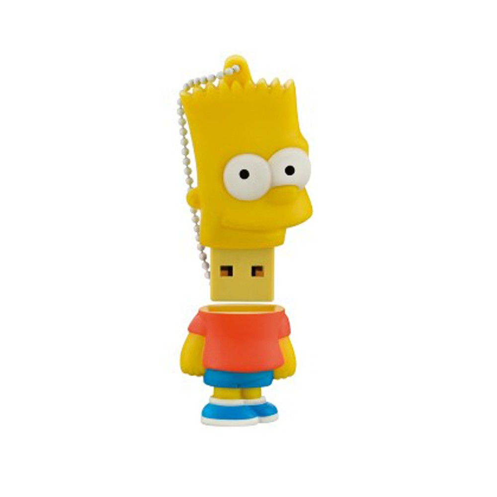 Pen Drive Simpsons Bart Multilaser 8GB PD071