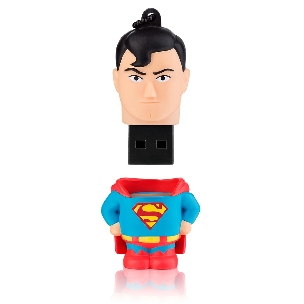 Pen Drive Super Homem DC Comics Multilaser 8GB PD086