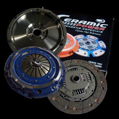 Kit Substituição Embreagem de Cerâmica Audi Golf Turbo de fabrica ou Aspirado até 300cv (VA732-AAKT3HD)