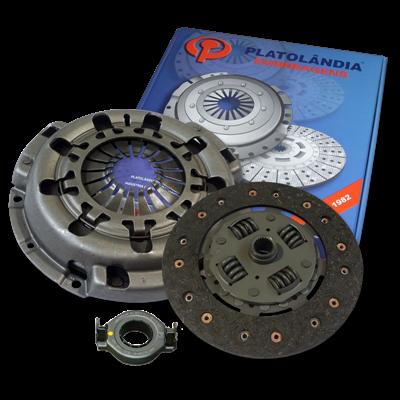 Kit Embreagem Sprinter 310D, 312D, 410D, 412D 2.5 Turbo Diesel - 97 98 99 2000 2001 2002