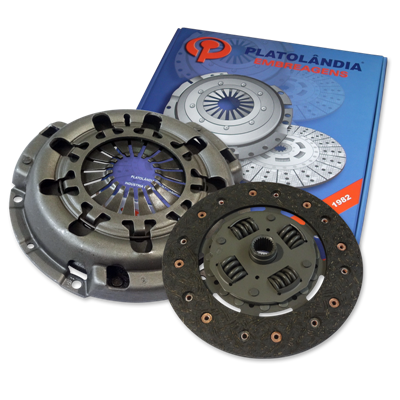Kit Embreagem Maverick 8 cilindros, Galaxie 302 V8 Remanufaturada - Gafanhoto