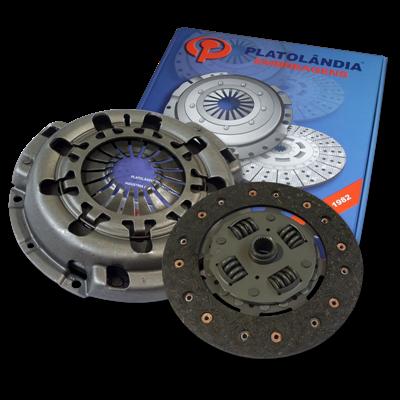 Kit Embreagem Galaxie, F-100 motor V8 292 Remanufaturada - Gafanhoto