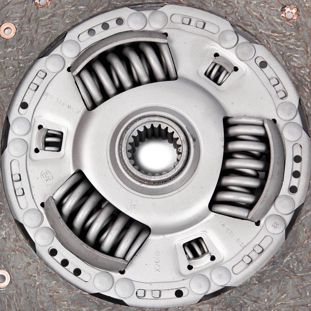 Kit Embreagem Hilux e SW4 3.0 Turbo Diesel D-4D 4x2 SR/SRV - 2005 2006 2007 2008 2009 2010 2011 2012 2013 2014 Remanufaturada