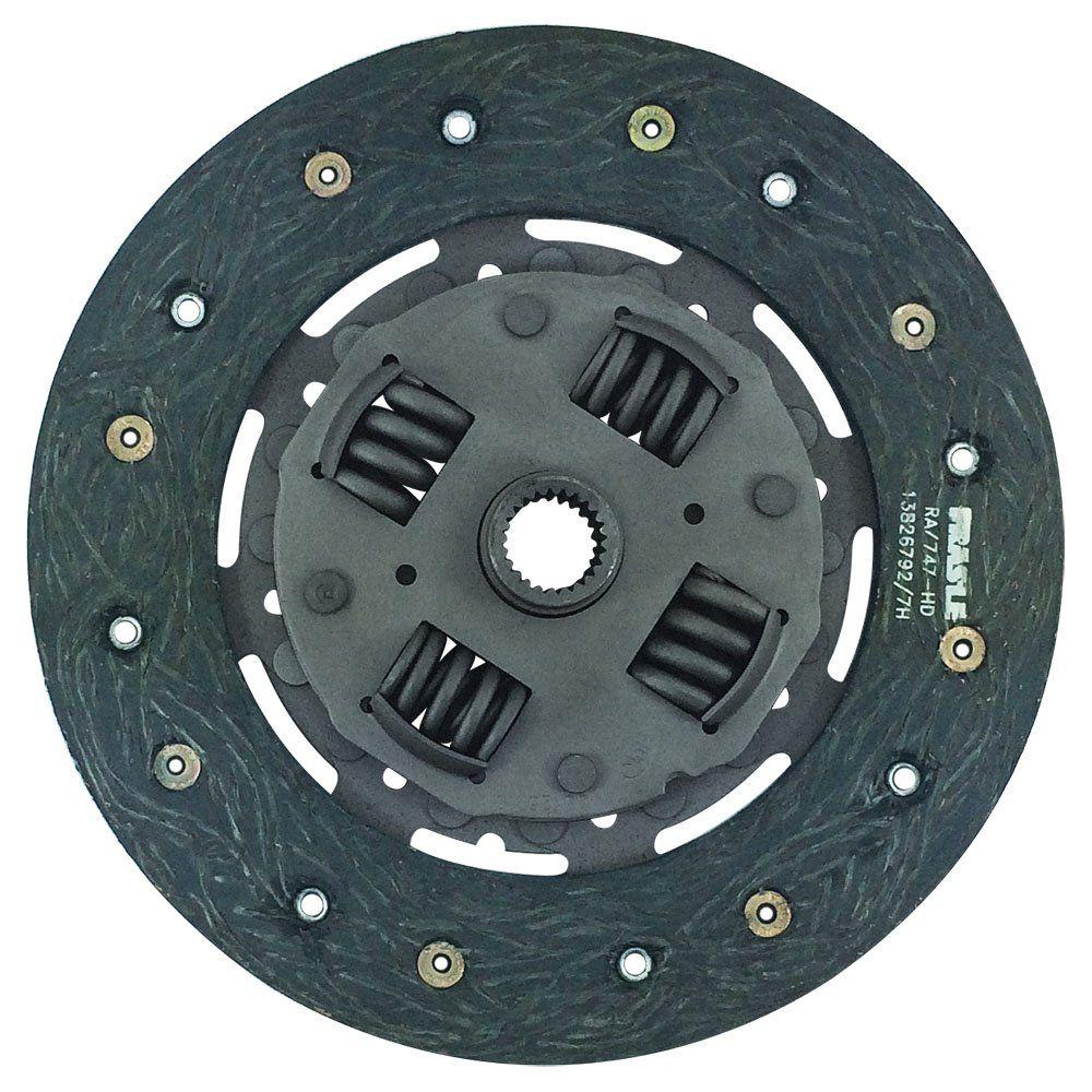 Disco Embreagem Lona HD Opala 4 e 6 cilindros 68 69 70 71 72 73 Estrias Grossas Ceramic Power