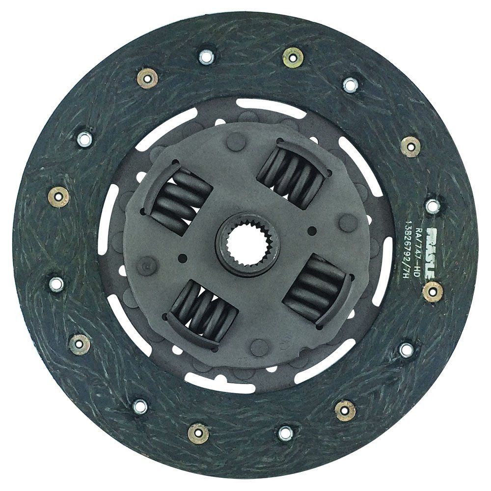 Disco Embreagem Lona HD Opala e Caravan 4 e 6 cilindros 2.5 4.1 - 74 a 92 Estrias Finas Ceramic Power