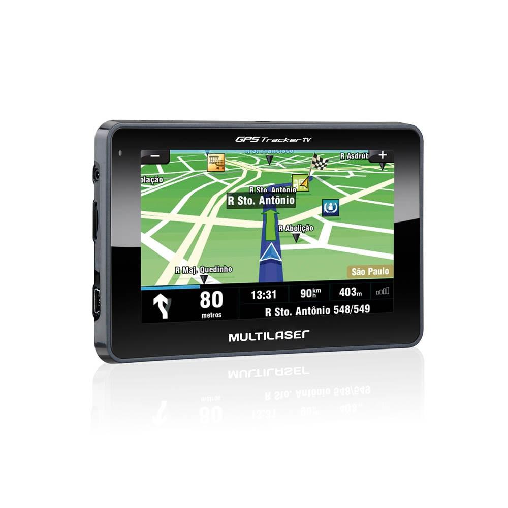GPS Multilaser Tracker 3 Tela 4.3