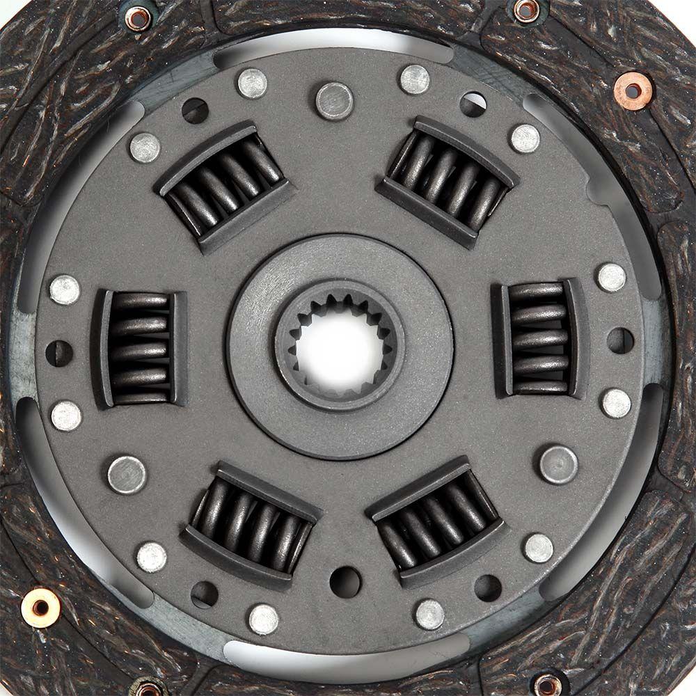 Kit Embreagem Fiat 147/Oggi motor 1050/1300, Premio CS 1.5 até 88, Fiorino/Uno Mille Brio/Eletronic/ELX