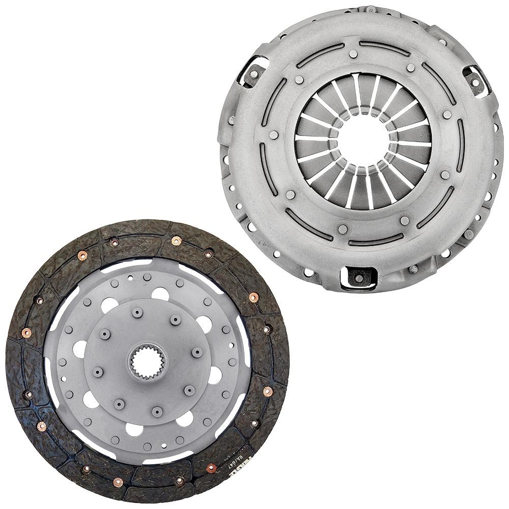 Kit Embreagem Nissan Livina Grand 1.8 2009 a 2014, Sentra 2.0 2007 a 2016, Tiida 1.8 2008 a 2013