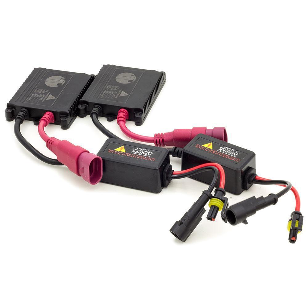 Kit Xenon Lâmpada H3 8000K 35W 12V - Tech One