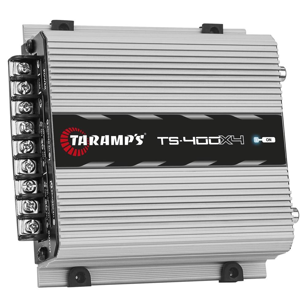 Módulo Amplificador Taramps TS 400x4 2 OHMS 400W 4 Canais (AMP09)