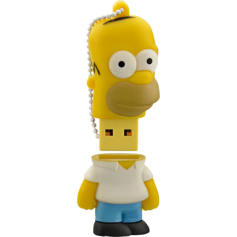 Pen Drive Simpsons Homer Multilaser 8GB PD070