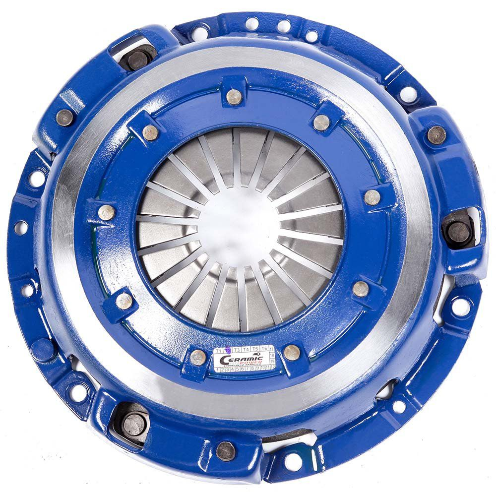 Platô Embreagem Cerâmica Carga Original Marea 1.8 2000 a 2007, Brava HGT 1.8 MPI 2000 a 2003, Alfa Romeo 145 S 1.8 98 99 Ceramic Power