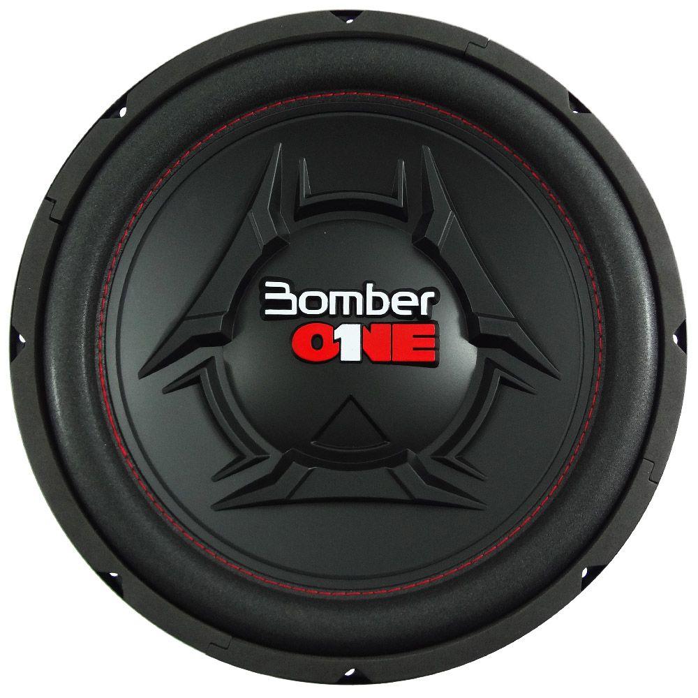 Subwoofer 12 Polegadas Bomber One 200w 4 Ohms