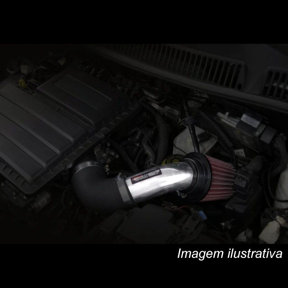Tubo de Pressurização Alumínio 45 Graus 2 1/2 Polegadas Turbo Intake Filtro de Ar