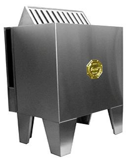 Sauna Seca Elétrica Quadro Comando Digital 9Kw Impercap - até 16,5m³