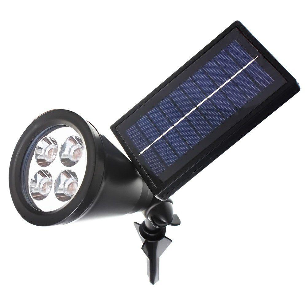Led Solar para Jardim  - Luminária