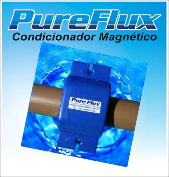 Condicionador Magnético Piscina Pure Flux - Pure Water