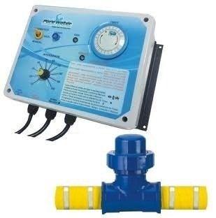 Ionizador Pure Water Pw 7 - Piscinas Até 7.000 L