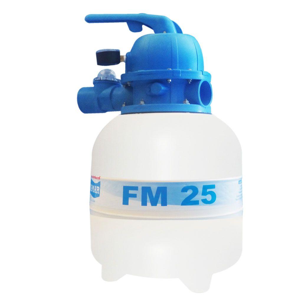 Filtro Sodramar FM25 - Piscinas até 19.000 L