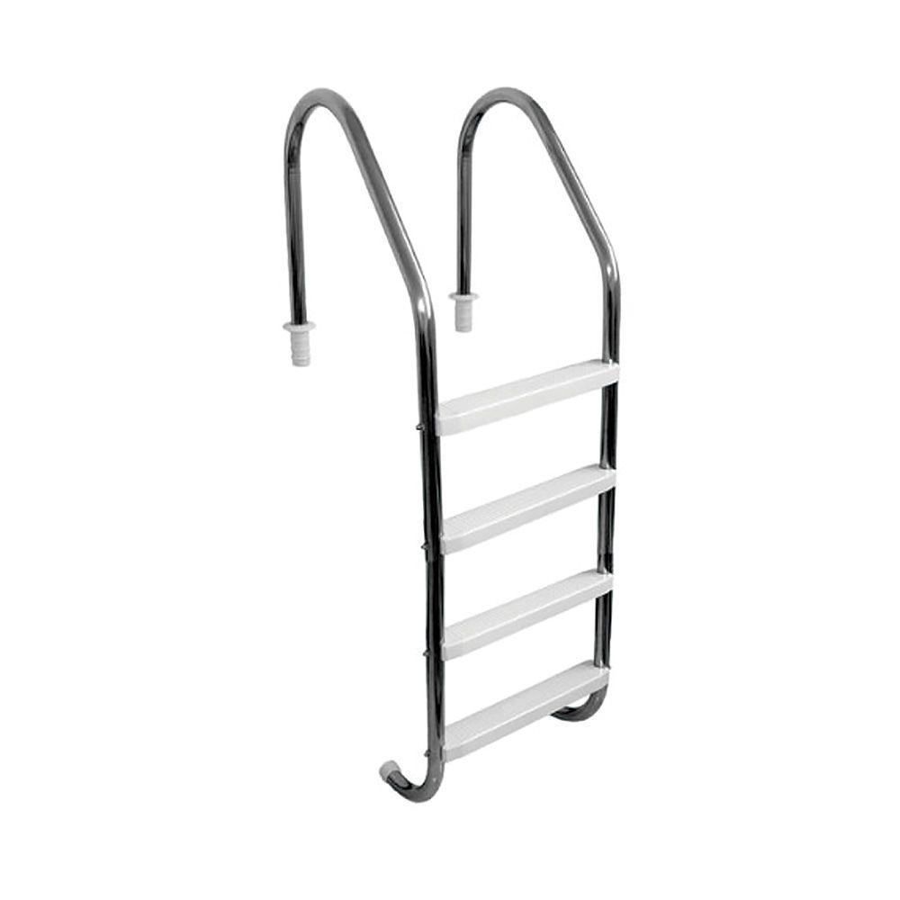 Escada para Piscina ABS Sodramar 4 degraus