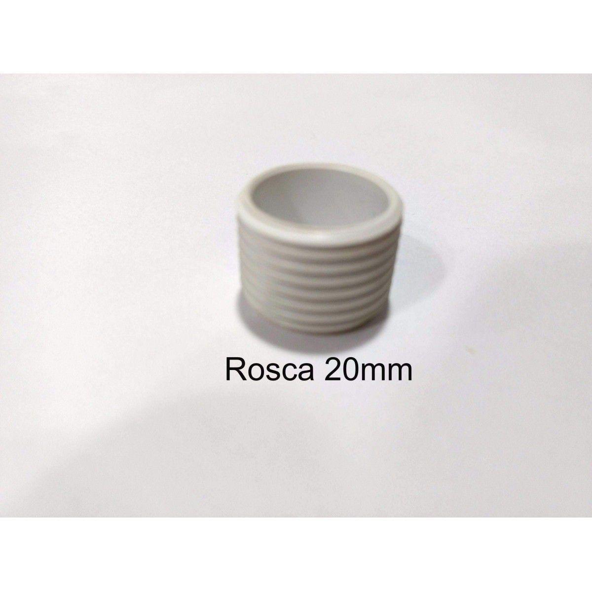 Adaptador para Led Piscina - Rosca de 20mm - Light Tech