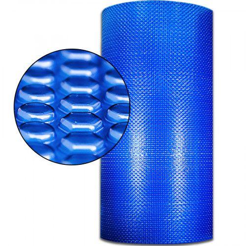 Capa térmica bolha para piscinas m²